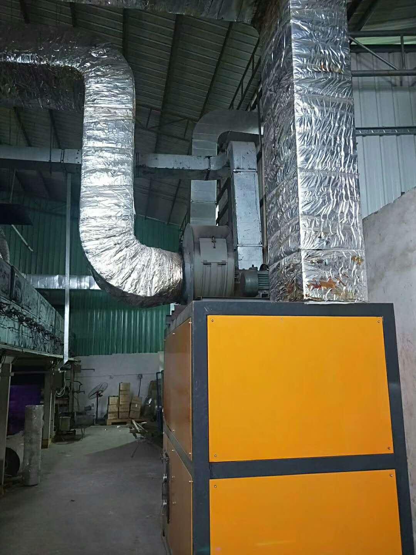 工厂废气处理工程